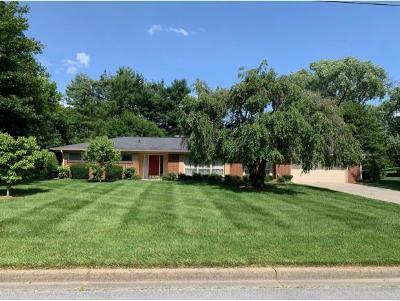 Johnson City, Watauga, Johmson City, Johnosn City, Johnsn City, Johnson, Johnson Ciity, Johnson Citry, Johnson Ctiy Single Family Home For Sale: 919 Millercrest