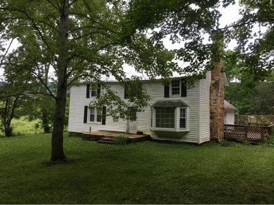 Single Family Home For Sale: 431 War Valley Rd.