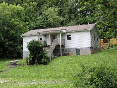Greeneville Multi Family Home For Sale: 2323 Old Tusculum Rd