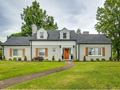 Kingsport Single Family Home For Sale: 1362 Watauga Street