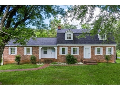 Greeneville Single Family Home For Sale: 140 Oliphant Dr