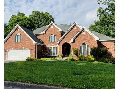 Kingsport Single Family Home For Sale: 1817 Buckingham Court