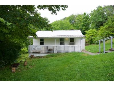 Kingsport Single Family Home For Sale: 1624 Granby Rd