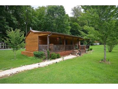 Unicoi Single Family Home For Sale: 2309 Hwy 107