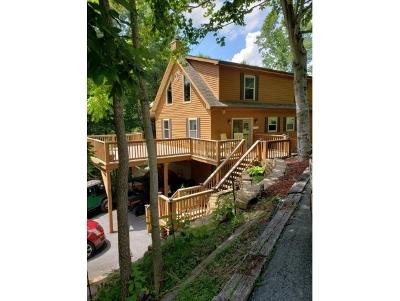 Single Family Home For Sale: 540 Ridgecrest Dr