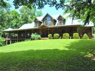 Washington-Tn County Single Family Home For Sale: 150-152 John Howze Road