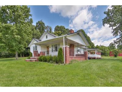 Single Family Home For Sale: 219 Laws Rd