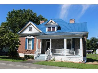 Rogersville Single Family Home For Sale: 215 South Church Street