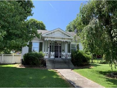 Bluff City Single Family Home For Sale: 212 Main Street