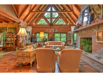 Claiborne County Single Family Home For Sale: 600 Jackson Ridge