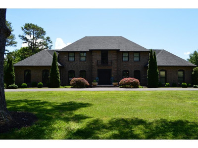 Bristol Single Family Home For Sale: 5904 Old Jonesboro Rd.
