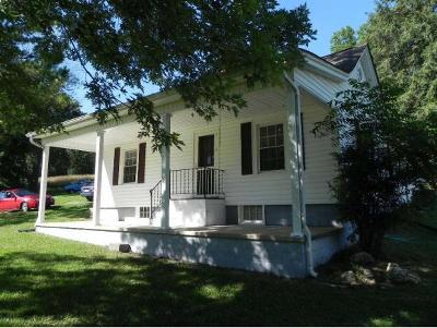 Single Family Home For Sale: 312 N Central