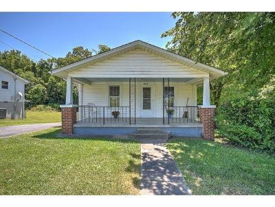 Elizabethton Single Family Home For Sale: 102 Old Siam Rd