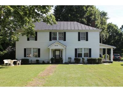 Greeneville Multi Family Home For Sale: 406 W Irish St