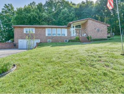 Unicoi Single Family Home For Sale: 1099 Virginia Ave