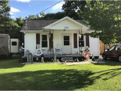 Elizabethton Single Family Home For Sale: 206 River Road