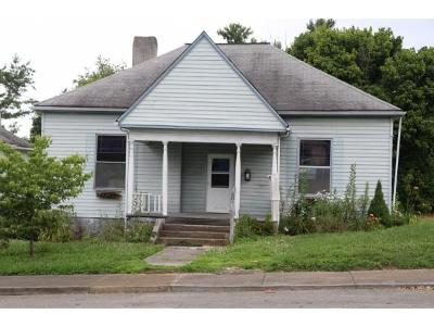 Bristol Single Family Home For Sale: 712 Goodson