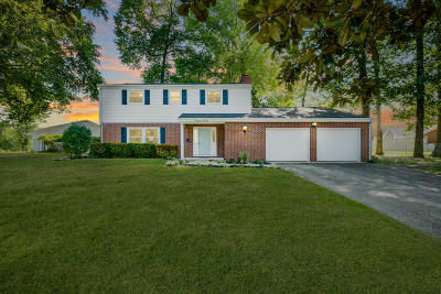 Kingsport Single Family Home For Sale: 1905 Idle Hour Rd