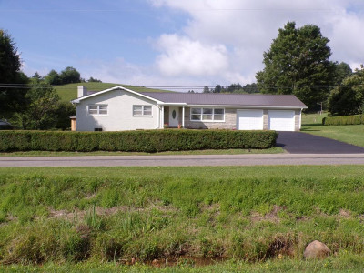 Single Family Home For Sale: 727 Hospital Road
