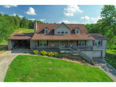 Single Family Home For Sale: 1200 Jarrell Ray Road