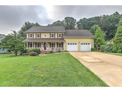 Kingsport Single Family Home For Sale: 409 Rosewood Lane