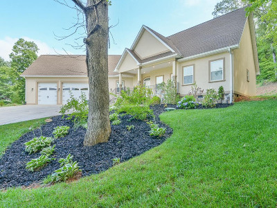 Single Family Home For Sale: 721 Powder Branch