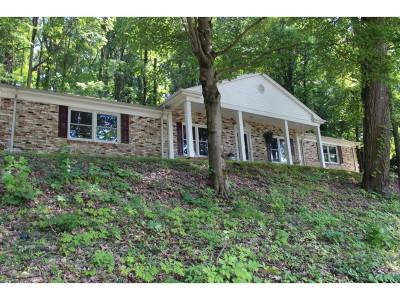 Kingsport Single Family Home For Sale: 4515 Memorial Blvd