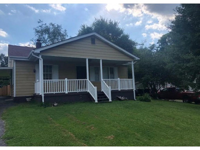 Bristol Single Family Home For Sale: 1112 Texas Ave.