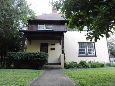 Kingsport Single Family Home For Sale: 277 Hammond Ave.