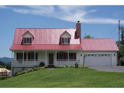 Greene County, Washington-Tn County Single Family Home For Sale: 612 E. Main Street