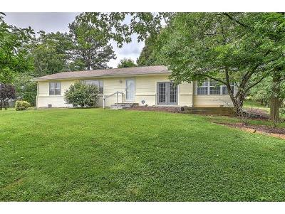 Single Family Home For Sale: 580 Pritchard Road