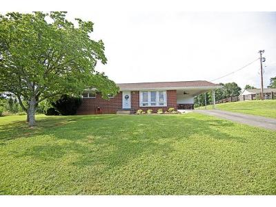 Church Hill Single Family Home For Sale: 426 West Main Blvd