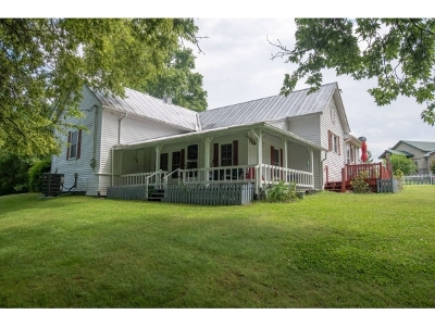 Jonesborough Single Family Home For Sale: 2895 Old Stagecoach Rd