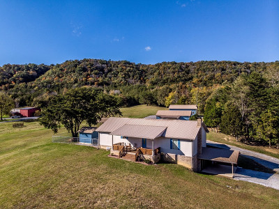 Bulls Gap Single Family Home For Sale: 3870 Marvin Rd