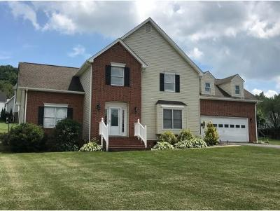 Abingdon Single Family Home For Sale: 21206 Vances Mill Rd.