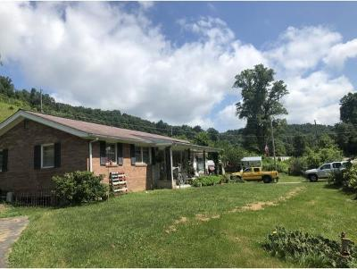 Bristol VA Single Family Home For Sale: $159,985
