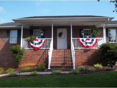 Church Hill Single Family Home For Sale: 219 Chickasaw Circle