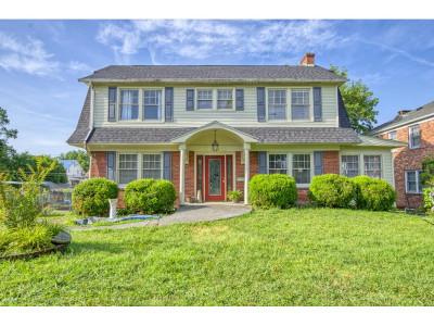 Single Family Home For Sale: 1001 Watauga St.
