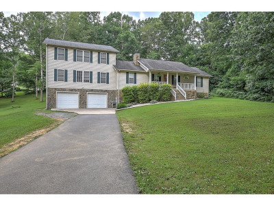 Greeneville Single Family Home For Sale: 2050 Buckingham Rd.