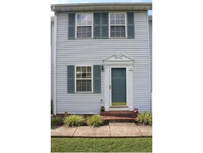 Bristol Condo/Townhouse For Sale: 219 Hunter Hills Circle #18