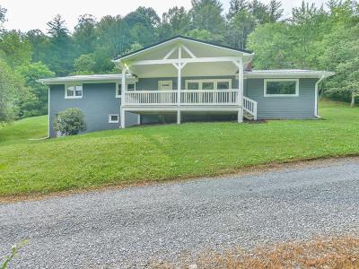 Single Family Home For Sale: 164 Barnett Hollow Road