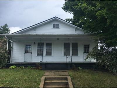 Greeneville Single Family Home For Sale: 717 West Main Street #1