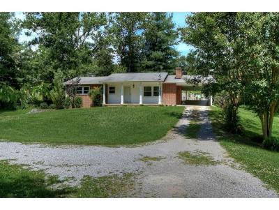 Kingsport TN Single Family Home For Sale: $158,500
