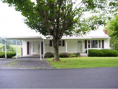 Bristol Single Family Home For Sale: 9511 Reedy Creek Road