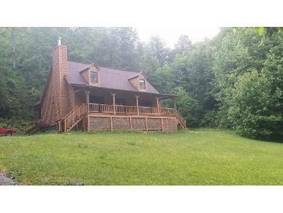 Unicoi Single Family Home For Sale: 421 Sciota Rd