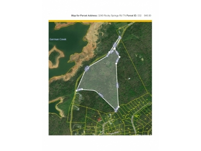 Grainger County Residential Lots & Land For Sale: 3249 Rocky Springs Rd.