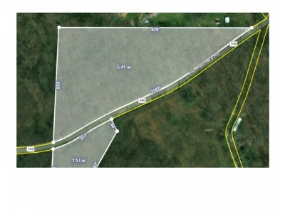Greene County Residential Lots & Land For Sale: Fish Hatchery Rd.