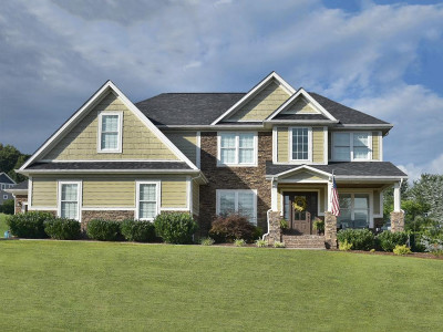 Kingsport Single Family Home For Sale: 154 Golf Ridge Drive