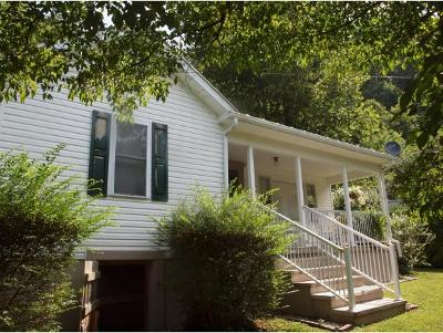 Damascus VA Single Family Home For Sale: $130,000