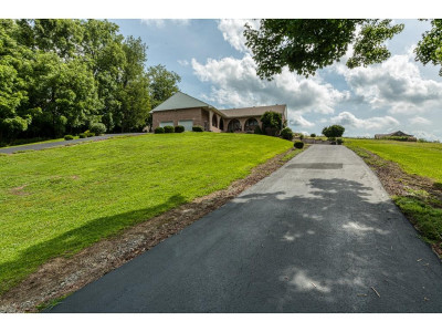 Bristol Single Family Home For Sale: 481 Bullock Hollow Rd